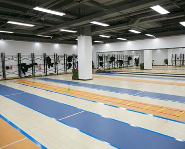 杭州馆-训练大厅