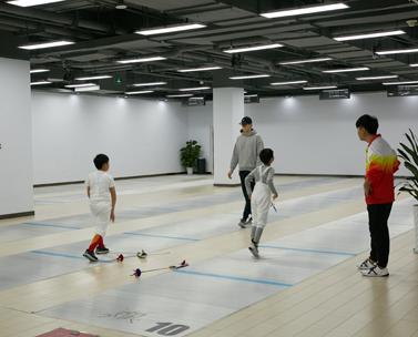 杭州馆-训练进行时