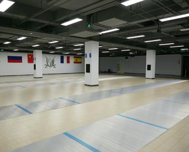 杭州馆-训练区